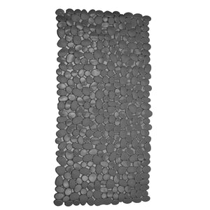 Home Basics Stone Rubber Bath Mat