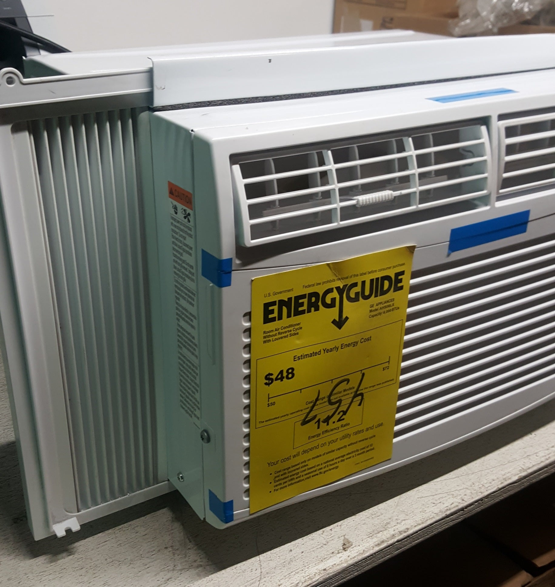 GE® Air Conditioner - NEW-TESTED (small scratches/dents)