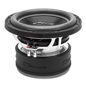 CT Sounds Strato 10 Inch Subwoofer D2, -damaged read more- (NEW IN BOX)