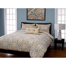 Load image into Gallery viewer, SIS Covers Sumatra Citron Duvet Set - Discount Price (New)