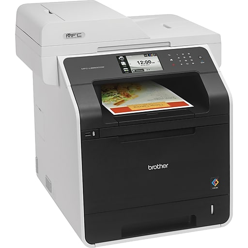 Brother MFC-L8850CDW - multi-function printer, wireless/wired networking - color (NEW IN BOX)