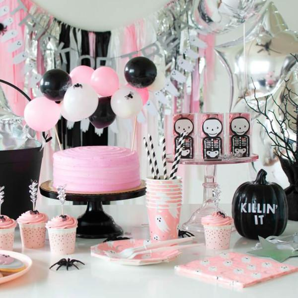SPOOKY PINK HALLOWEEN PACKAGE