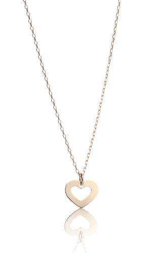 14kt Yellow Gold Pendant Necklace