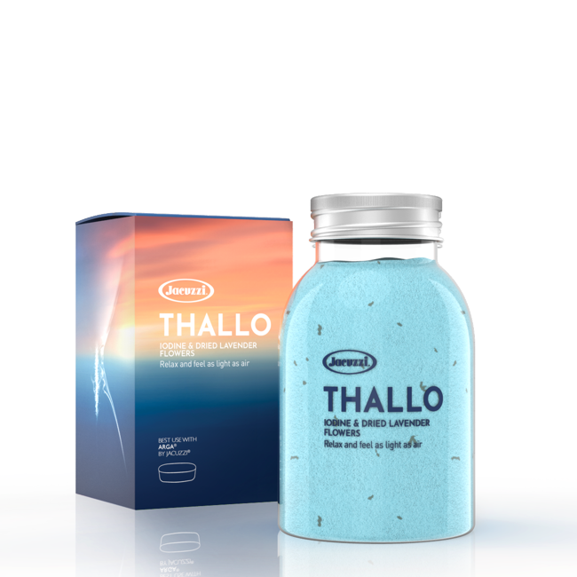 THALLO - Bath Salt - 250 ml
