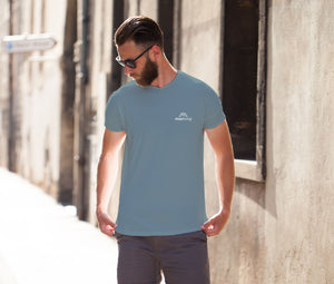 This updated essential unisex jersey t-shirt fits like a well-loved favorite, featuring a crew neck, short sleeves and designed with superior Airlume combed and ring-spun cotton that acts as the best blank canvas for printing.
