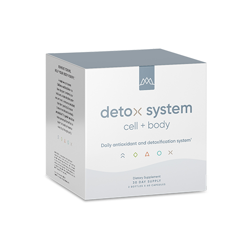 MaxLiving Detox System has been designed to enhance your body's detoxification system and remove accumulated toxins from your body with two powerful supplements: Body Detox and Cell Detox. Body Detox is a unique formula contains fibers that bind to toxins to eliminate them. Cell Detox contains probiotics and more.