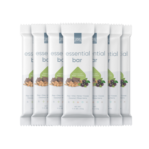 MaxLiving Essential Bars