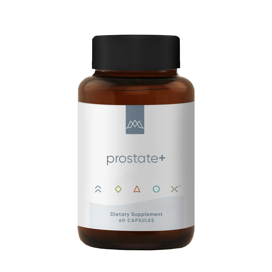Support optimal prostate function and healthy hormone balance with Prostate +. This powerful supplement provides nutritional and antioxidant support to help revive the prostate, balance testosterone and dihydrotestosterone, and support excellent bladder function.