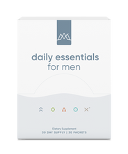 Load image into Gallery viewer, MaxLiving Daily Essentials For Men are your source of essential nutrients and additional nutrient support to keep you at your best in convenient 30-day supply packets. Included are all the vitamins your body needs to promote metabolism, improve immunity, promote skin, joint, and bone health, and more.