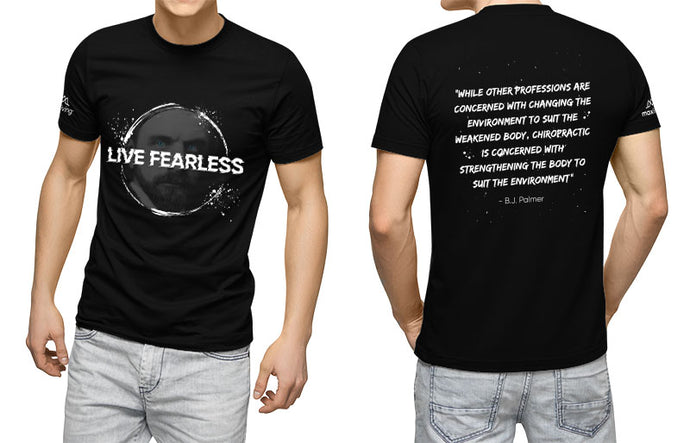 Live Fearless T-Shirts