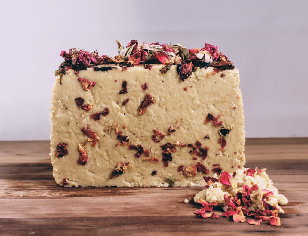 Rose hip Halva - Vegan