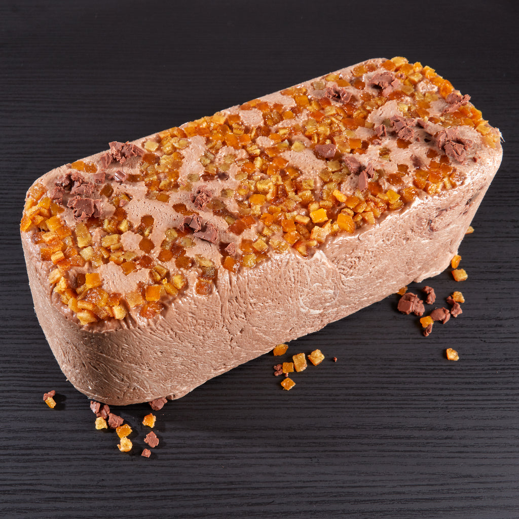 Orange & Dark Chocolate Halva