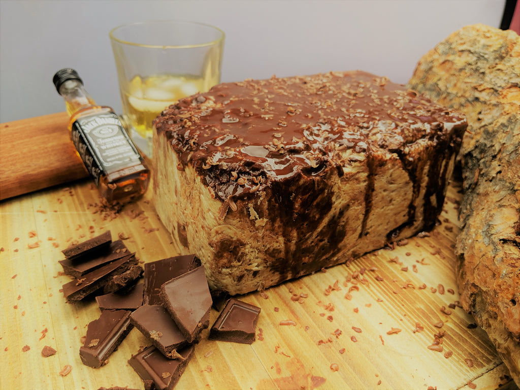 Whiskey & Dark Chocolate Halva