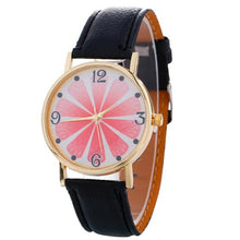 Load image into Gallery viewer, Women's watches 2017 New Fashion Faux leather quartz women watches women ladies dress watches Clock Female vrouwen horloge #825