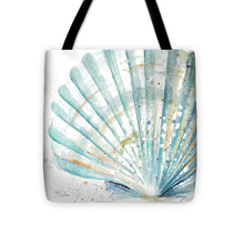 Load image into Gallery viewer, Water Shell Tote Bag