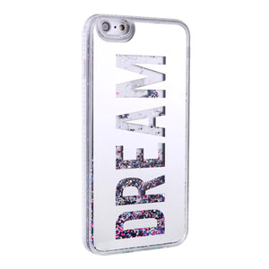 Protective Phone Cover Scratch-resistant Shockproof Diamante Dream Soft Phone Case Cover for iPhone 6/6SPlus