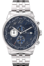 Load image into Gallery viewer, Executive Club Steel Watch - Gents Quartz Chronograph