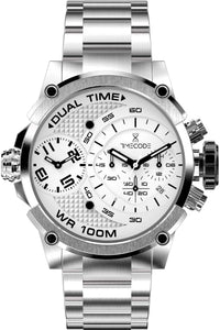 Timecode Albert 1905 Watch - Gents Quartz Dual Time / Chronograph