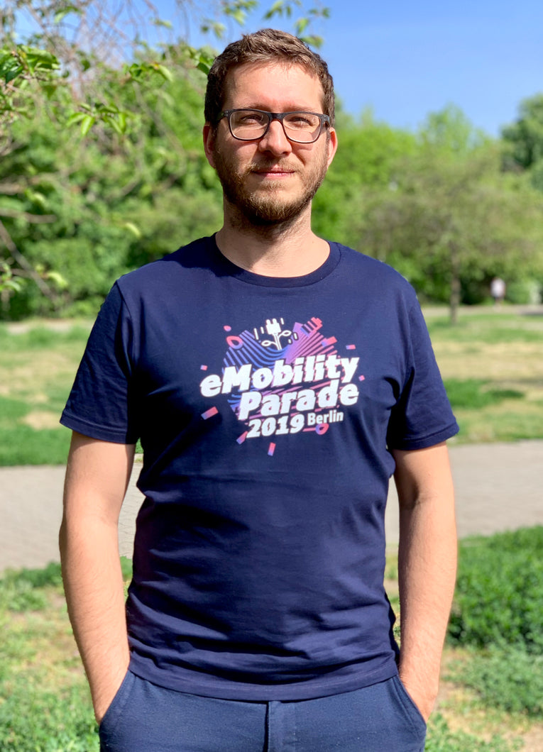 eMobility Parade 2019 Shirt (Bio & Fairtrade)