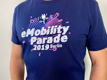 Laden Sie das Bild in den Galerie-Viewer, eMobility Parade 2019 Shirt (Bio & Fairtrade)