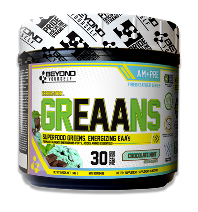 GREAANS CHOCOLATE MINT