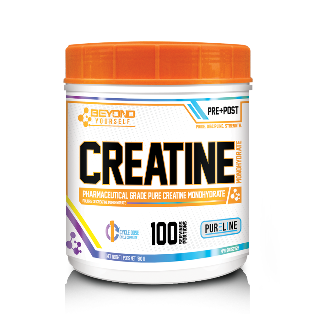 Creatine Monohydrate (100 Serve)