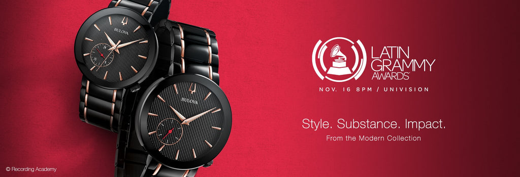 SPECIAL LATIN GRAMMY® EDITION MODERN WATCH