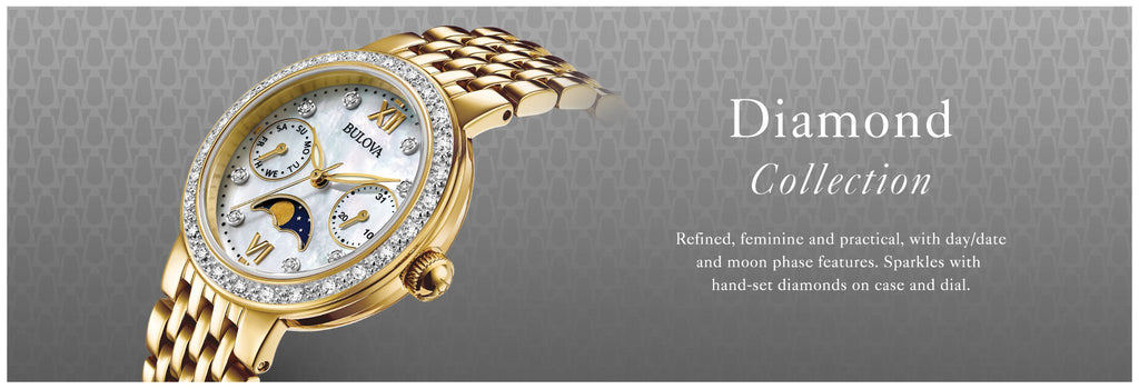 Women's Diamond Watches