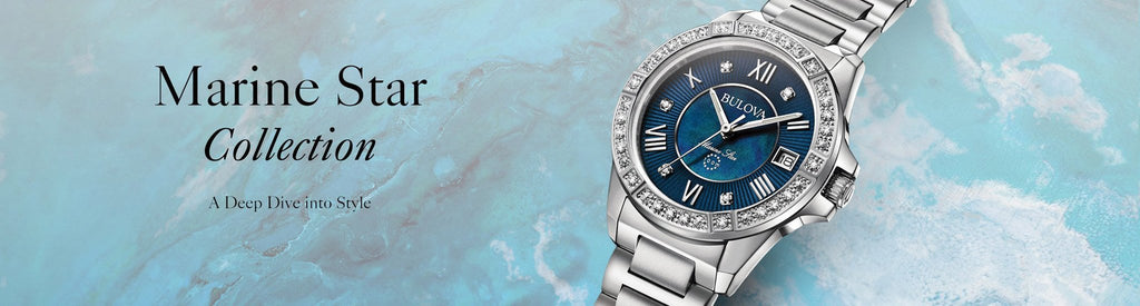 Women's Marine Star Watches