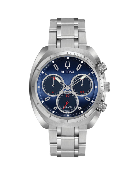 96A185 Men's Curv Chronograph Watch