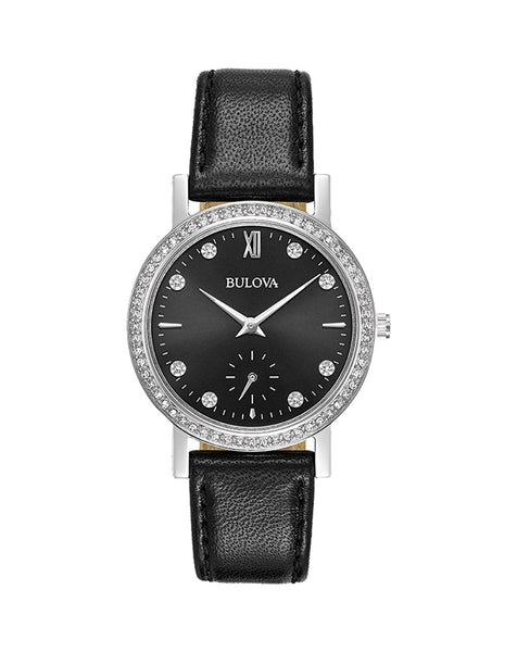 96L246 Women's Crystal Watch