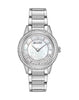 96L257 Women's Crystal TurnStyle Watch