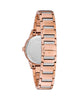 98L247 Women's Crystal TurnStyle Watch