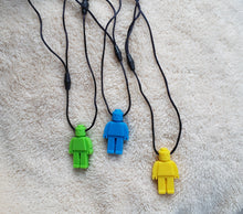 Load image into Gallery viewer, Lego Man Children's necklace