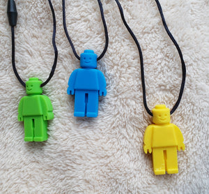 Lego Man Children's necklace