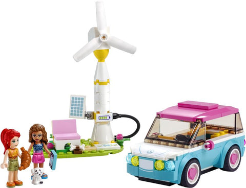 LEGO Friends Olivias Electric Car (41443)