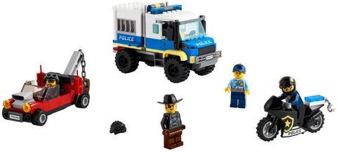LEGO City Police Prisoner Transport (60276)
