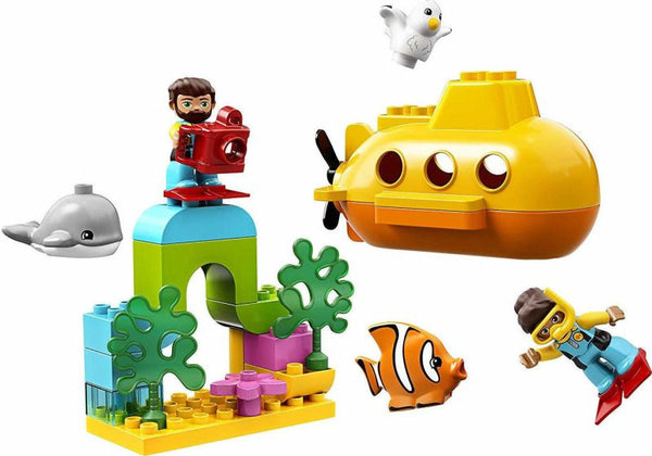 LEGO Duplo Submarine Adventure (10910)