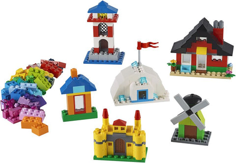 LEGO Classic Creative Bricks and Houses (11008)