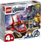 LEGO Super Heroes Iron Man VS. Thanos (76170)