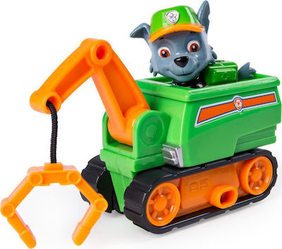 Paw Patrol: Ultimate Rescue Mini Vehicles - Rocky Mini Crane (20101482)