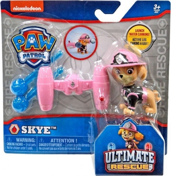 Paw Patrol Ultimate Fire Rescue - Skye with Water Cannons! (20103603)