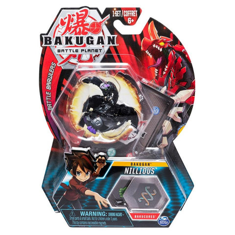 Bakugan Battle Planet - Nillious Ball Pack (20108437)