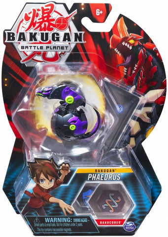 Bakugan Battle Planet - Phaedrus Ball Pack (20115044)