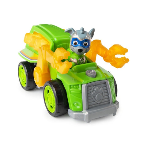 Paw Patrol: Mighty Pups Super Paws - Rocky Deluxe Vehicle (20115479)