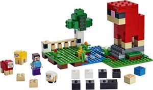 LEGO Minecraft The Wool Farm (21153)