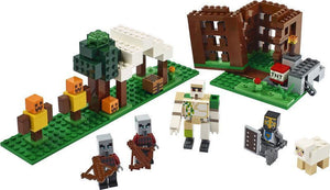 LEGO Minecraft™ The Pillager Outpost (21159)