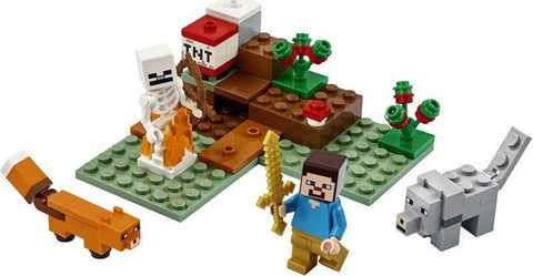 LEGO Minecraft™ The Taiga Adventure (21162)