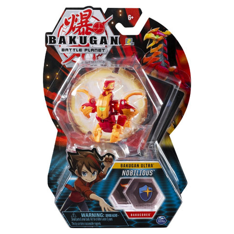 Bakugan Battle Planet: Bakugan Ultra Nobilious Ball Pack (20114716)