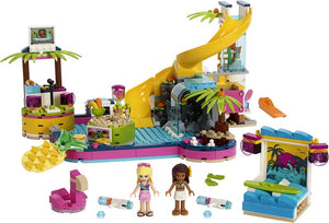 LEGO Friends Andrea's Pool Party (41374)